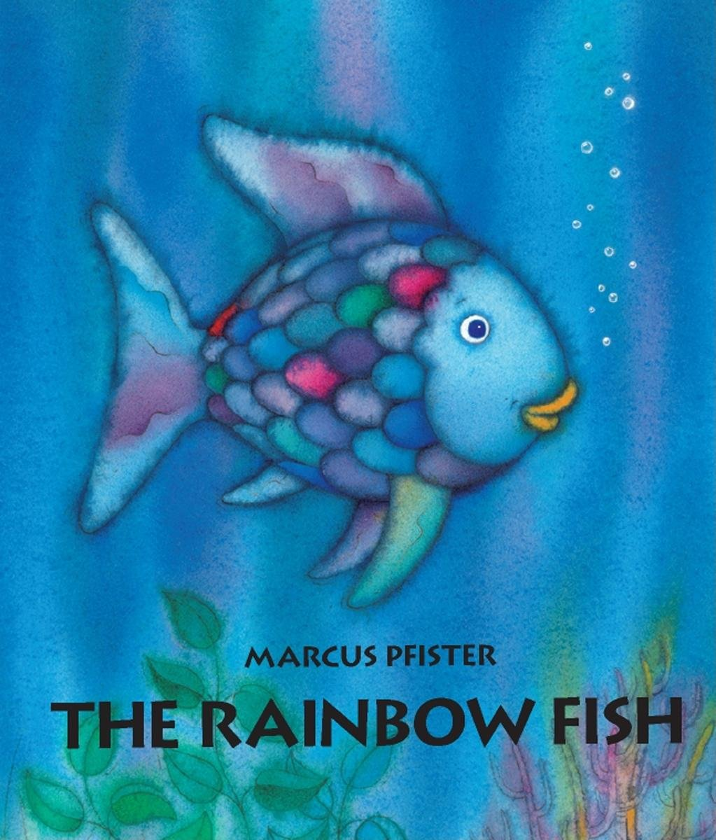 The rainbow fish for The rainbow fish